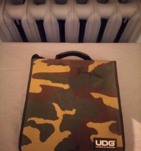 UDG UDG CD Wallet (army green) 120 CD