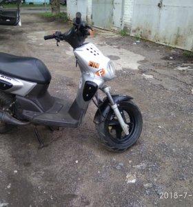 Yamaha sluder