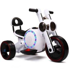 Электромотоцикл Bublle от 2 - 6 лет