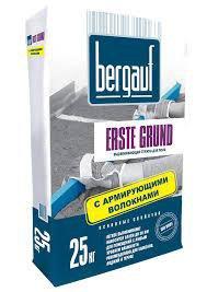 Стяжка Bergauf Erste GroundЦементная, фиброволокно