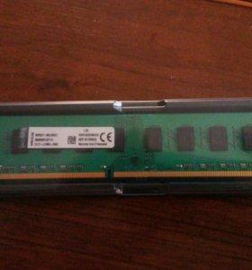 Оперативная память DDR3 2GB AMD