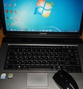 Продам ноутбук Toshiba SATELLITE L300-165.
