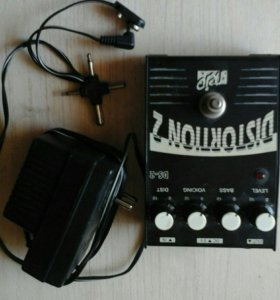 Педаль для электро гитары