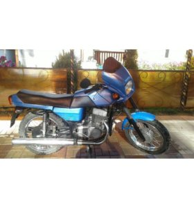Мотоцикл Ява 9 Торг!