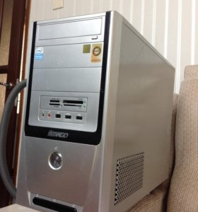 Стационарный компьютер (2 ядра/2Gb/512Mb Video)