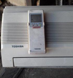 Кондиционер toshiba RAS-10UKP-E2 Б/У