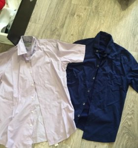 Рубашки 8 шт.