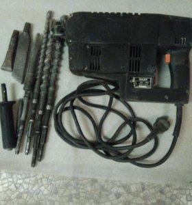 Перфоратор ручной электрический  DauER ИЭ - 4724: