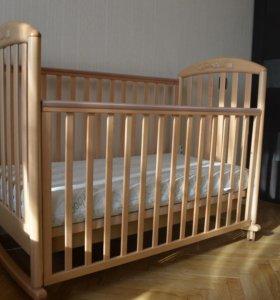 Детская кроватка Pali Zoo + подарок