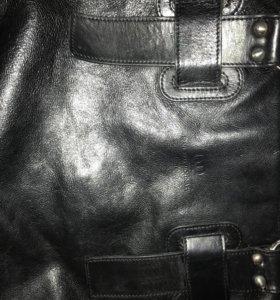 Сумка натуральная кожа фирменная