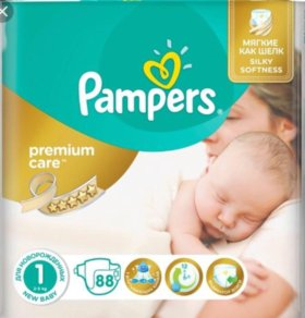 Подгузники Pampers® Premium Care 2-5