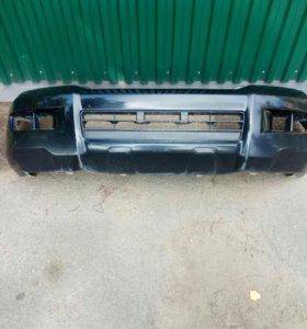 Продам передний бампер Тайота Прадо 120