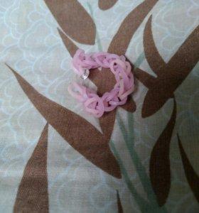 Кольца из резиночек