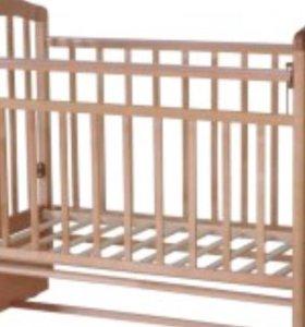 Детская кроватка алита 5