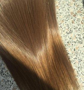 Срез детских натуральных волос для Наращивания