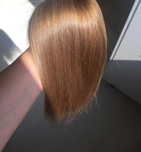 Детские Волосы срез для наращивания