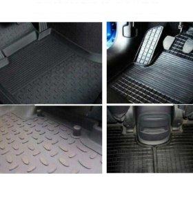 Коврики ( ковры ) в машину ( в салон )