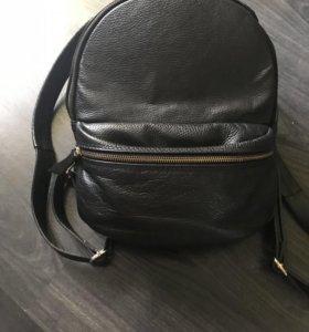Кожаный рюкзак Франция 🇫🇷