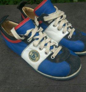 Кроссовки для мальчика bumper