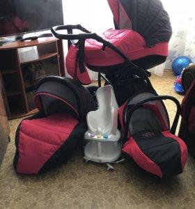 Детская коляска Tutis Zippy 3 в 1