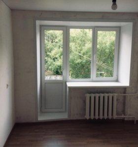 Квартира, 1 комната, 21.3 м²