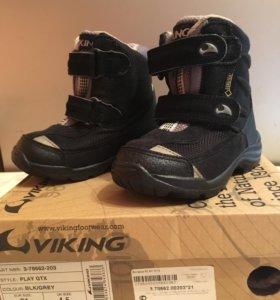 Ботинки зимние Viking р.21