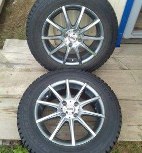 Комплект колес 195/65 R15