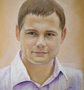 Мужской портрет по фото