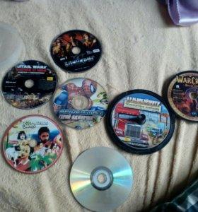 Стопка дисков