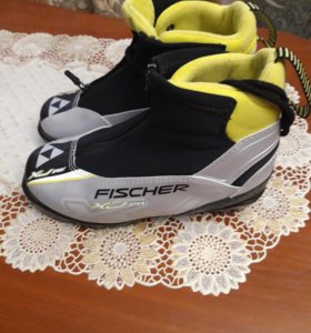 Лыжные ботинки FISCHER XJ sprint