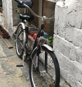 Велосипед-байк