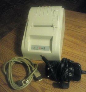 Чековый термопринтер