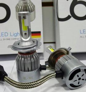 C6. LED Лампы, Светодиодные авто лампы