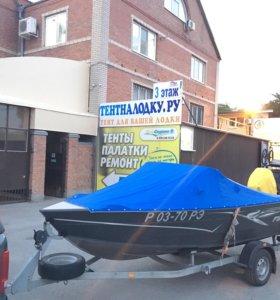 Тент на лодку чехол на мотор
