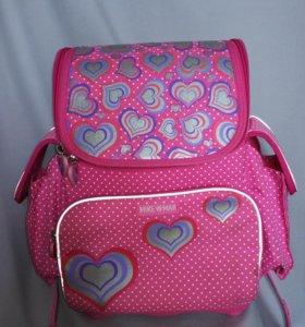 Ранец для девочки, начальная школа
