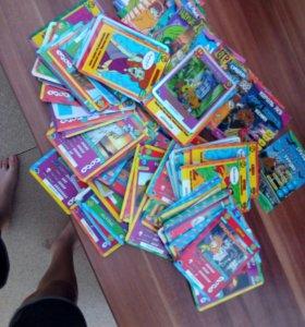 Карточки Скуби-Ду 2006