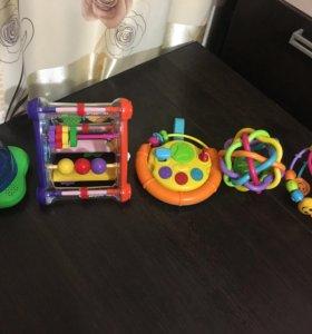 Игрушки Детские развивающие