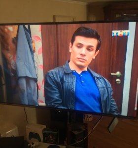 Телевизор 136 см 4K smart dvb-t2 гарантия