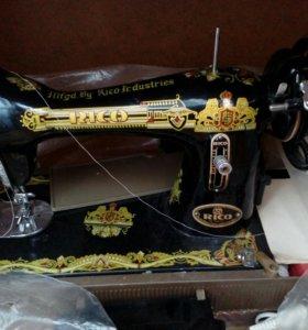 Швейная машина Rico c электроприводом