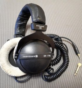 Наушники Beyerdynamic DT770 pro 250 made Germanу