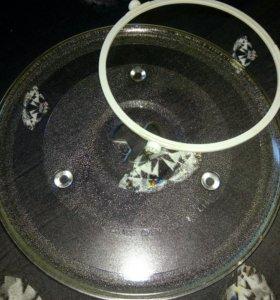 Тарелка-подставка для свч