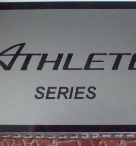 "Табличка на Toyota Crown ""Athlete Series"""