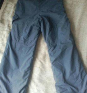 Теплые штаны на мальчика 10-12 лет, коламбия..
