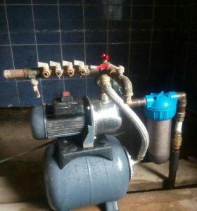 Водо станция
