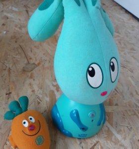 Кролик Банни интерактивная игрушка.