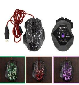 Проводная геймерская мышка A874