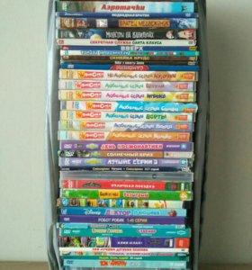 Коллекция мультфильмов на CD