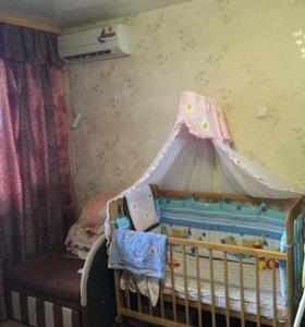 Квартира, 1 комната, 21.7 м²