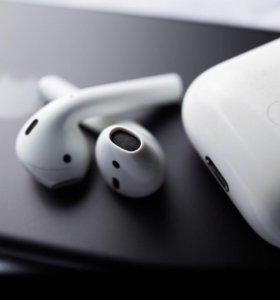 Беспроводная гарнитура Apple оригинал гарантия💣🎧