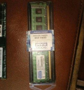Оператива DDR2 DDR3